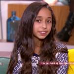 """Il y a eu beaucoup de jalousie"""" : Rebecca, dernière gagnante de The Voice Kids, se confie à Faustine Bollaert sur son retour à l'école"""